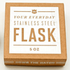 Three Sheets to the Wind Flask - Sugarboo and Co