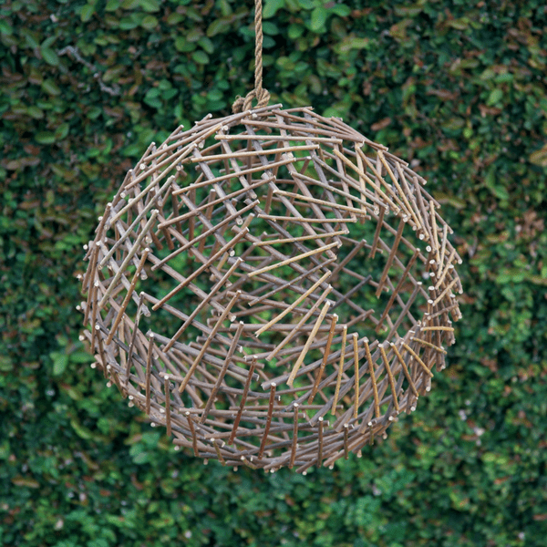 Natural Twig Sphere - Sugarboo and Co