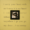 I carry your heart - Photobox - Sugarboo and Co - Camel