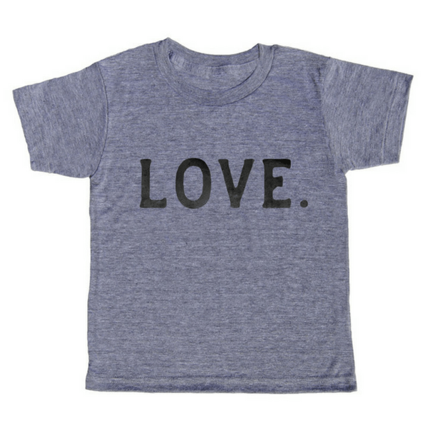 Love. T-Shirt - Sugarboo and Co