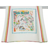 Florida Dish Towel - Sugarboo and Co