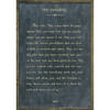 St. Therese - Book Collection - Sugarboo and Co - Charcoal - Grey Wood Frame