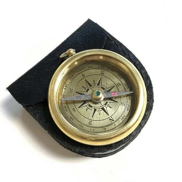 Engraved Compass - Peter Pan - Sugarboo and Co