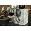 Solid Rock and Stainless Steel Beverage Dispenser - Sugarboo and Co