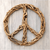 Driftwood Peace Sign - Sugarboo and Co
