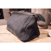 Grey Canvas Dopp Kit - Sugarboo and Co