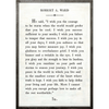 Book collection - Robert A Ward - Sugarboo and Co - White - Grey Wood Frame