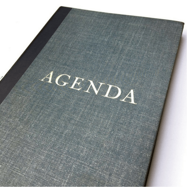Perpetual Agenda Book - SB&Co - Sugarboo and Co