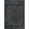 Charles Swindoll - Sugarboo and Co Book Collection - Charcoal - Grey Wood Frame
