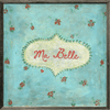 Ma Belle - Art Print - Sugarboo and Co - Grey Wood  Frame