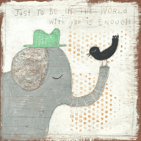 In the World with You - Sugarboo and Co - Gallery Wrap