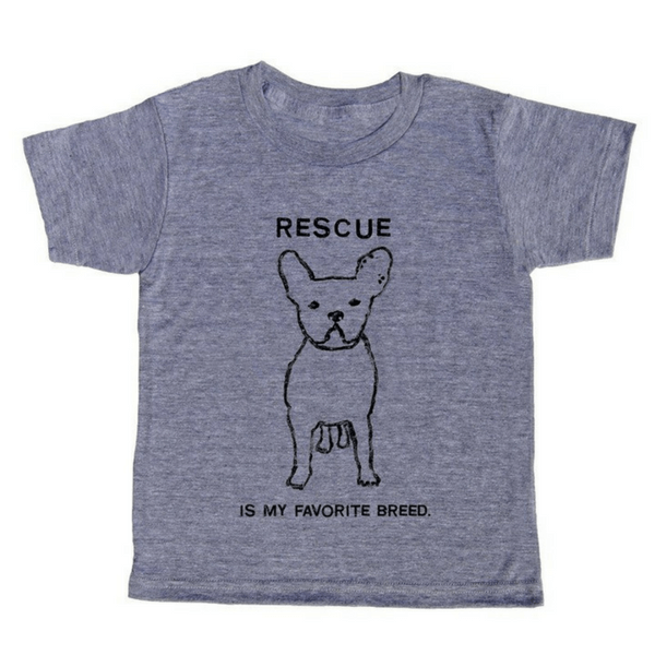 Rescue is my favorite breed - Sugarboo and Co T-Shirt
