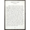 Christian Larson Book Collection - Sugarboo and Co - White - Grey Wood Frame
