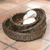 Round Willow Baskets (Set of 3) - Sugarboo & Co