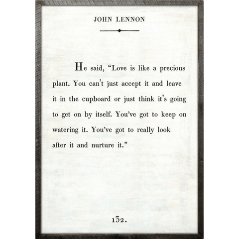 John Lennon - Book Collection - Sugarboo and Co - White