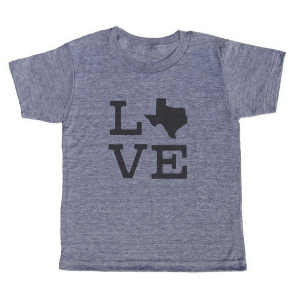 Love Texas T-Shirt - Sugarboo and Co