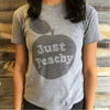 Just Peachy T-Shirt - Sugarboo and Co