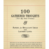 100 Gathered Thoughts Notepad - For My dear Friend - Sugarboo and Co