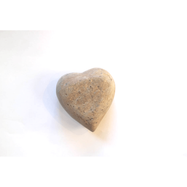 Copper Red Slate Heart-Shaped Paperweight - Sugarboo and Co