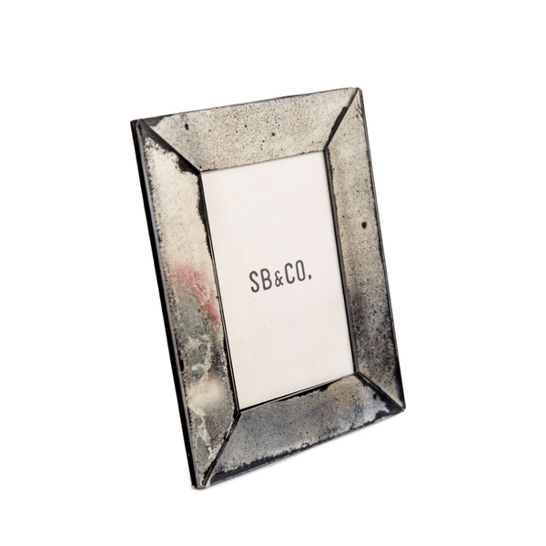 Antique Mirror Picture Frame - Sugarboo and CO
