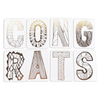 Congrats Banner Kit - Sugarboo and Co