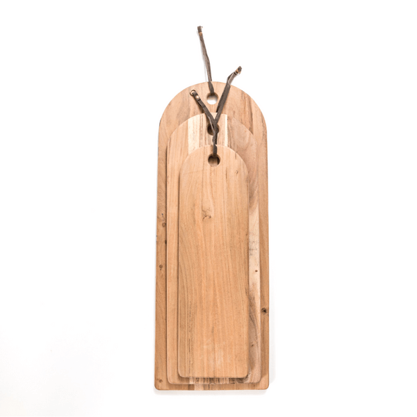Sheesham Wood Serving Board (Three Sizes) - Sugarboo and Co