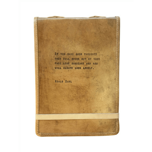 Leather Journal- If You Have...