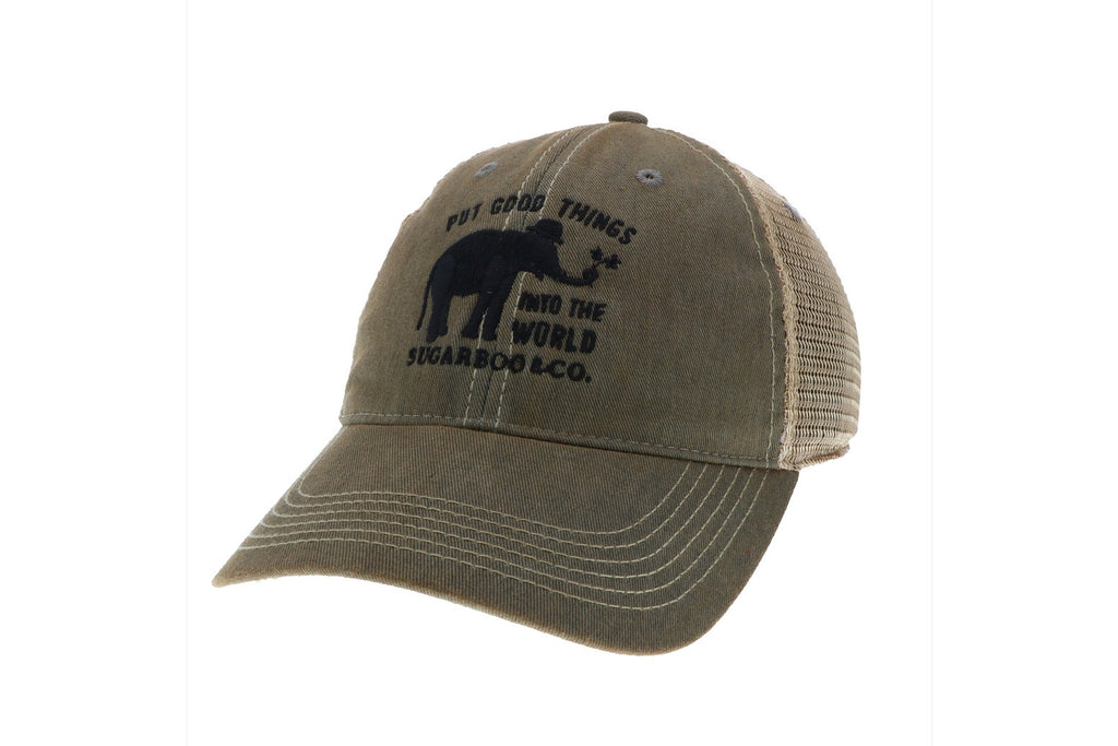 Sugarboo Hat - Old Favorite Trucker