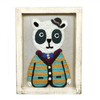Fabric Wall Art - Panda - Sugarboo and Co
