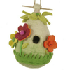 Felt Birdhouse - Sugarboo and Co - Friendly Flower