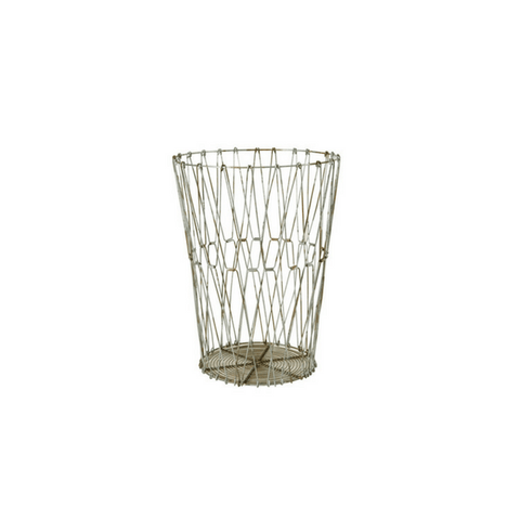Natural Wire Baskets - Sugarboo and Co