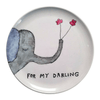 Sugarboo Art Print Melamine Plates - For My Darling - Sugarboo and Co