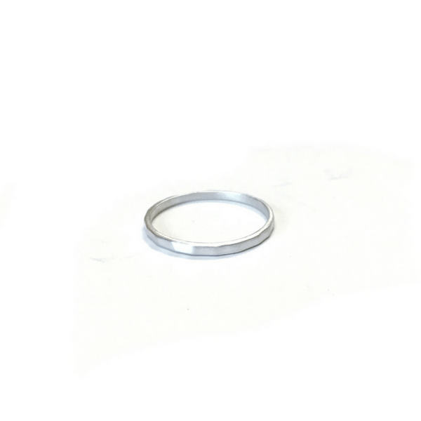 Sterling Silver Stackable Ring - Sugarboo and Co