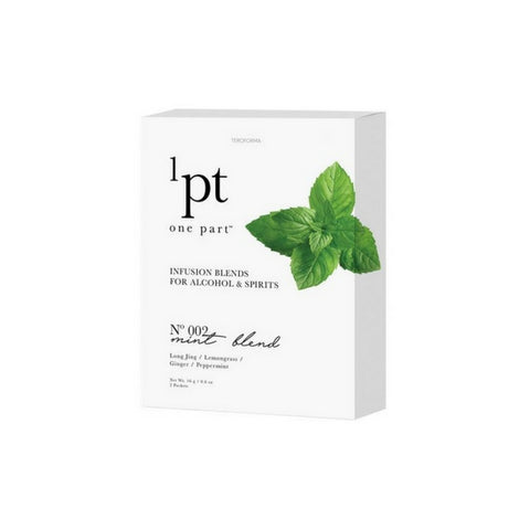 1PT Mint Infusion Blend for Alcohol & Spirits