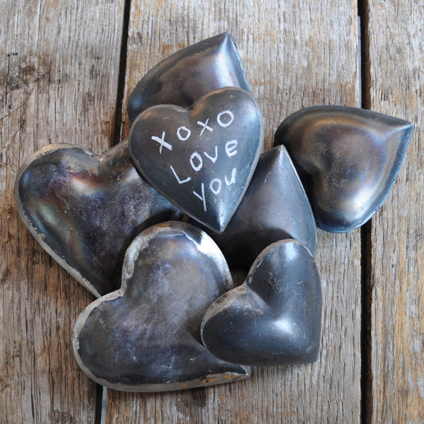 Zinc Hearts - Sugarboo and Co