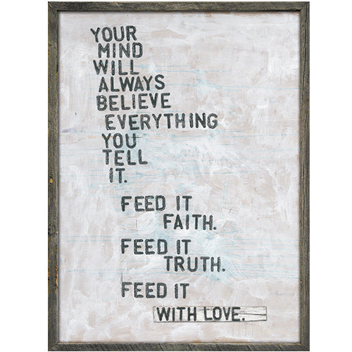 Faith, Truth & Love*