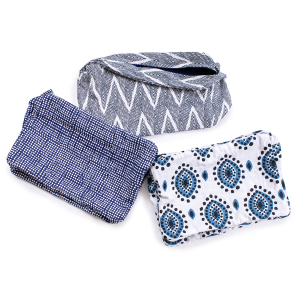 Organic Cotton Towel and Pouch Set