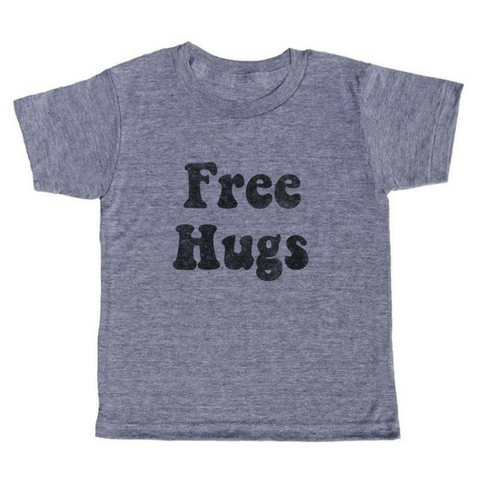 Free Hugs T-Shirt - Sugarboo and Co