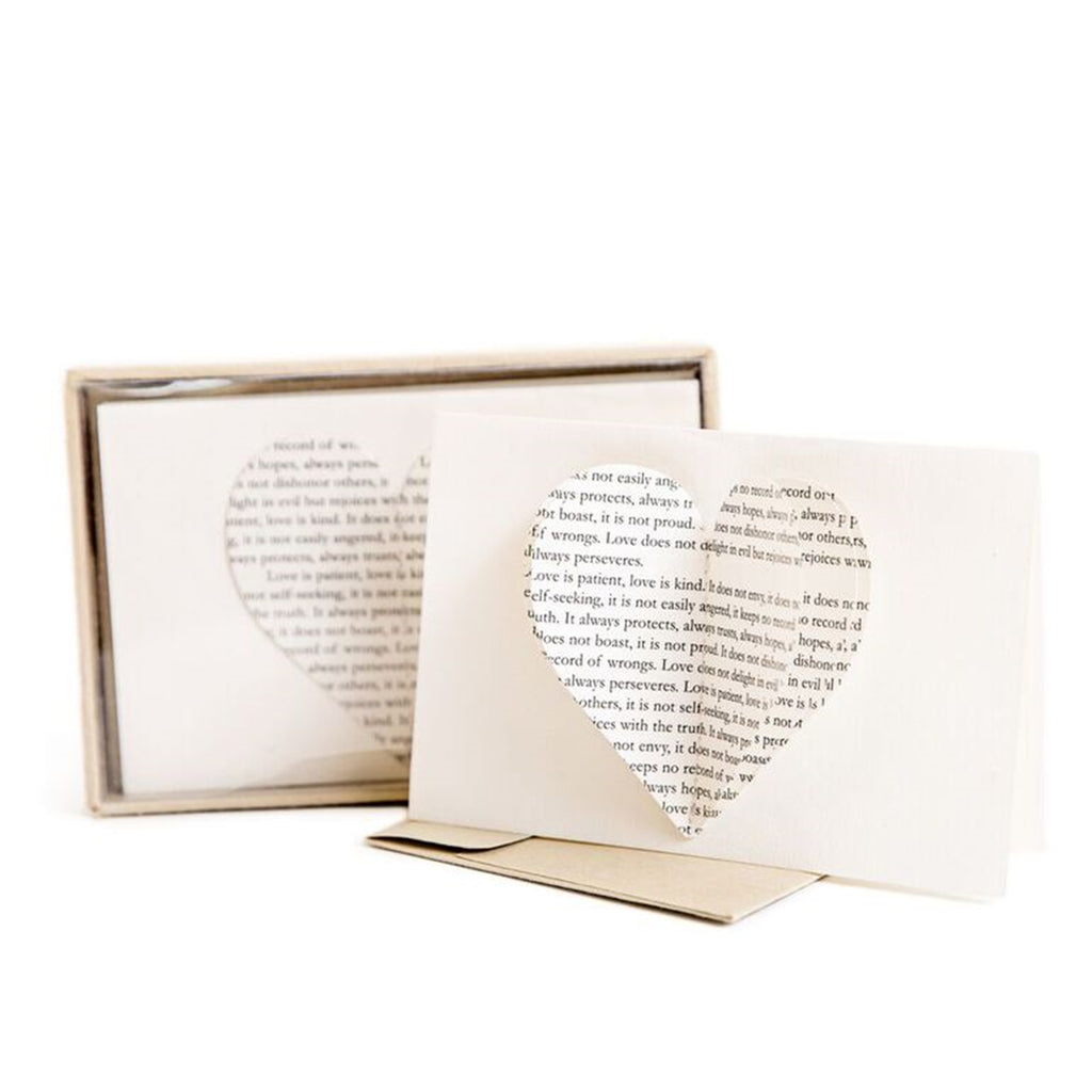 Heart Cards & Envelopes