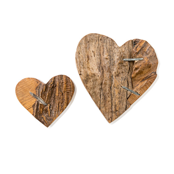 Driftwood Heart Table Top (Two Sizes)