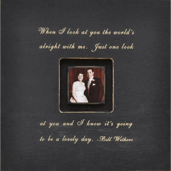 When I Look At You - Sugarboo and Co Photobox