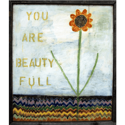 You Are Beauty Full - Sugarboo and Co Art Print