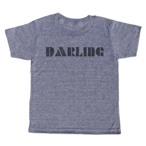 Darling T-Shirt - Sugarboo and Co