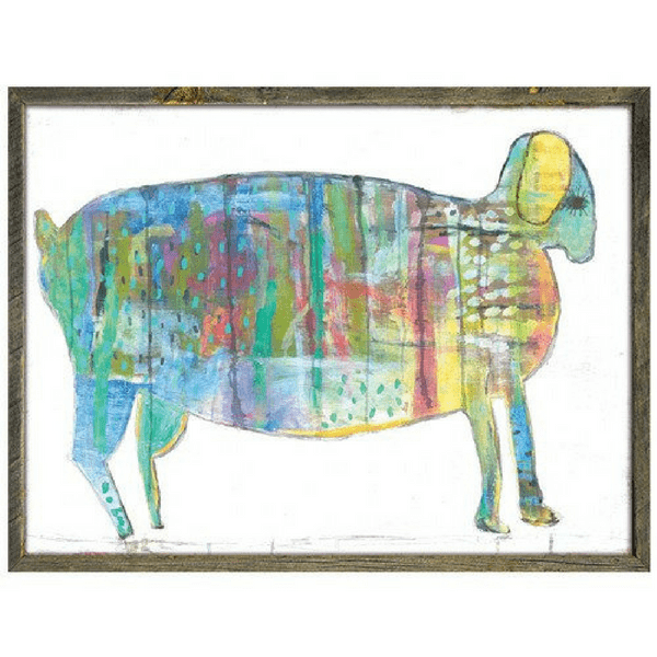 Fat Goat - Sugarboo and Co Art Print