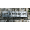 Keep on the Sunny Side - Sugarboo and Co Metal Sign