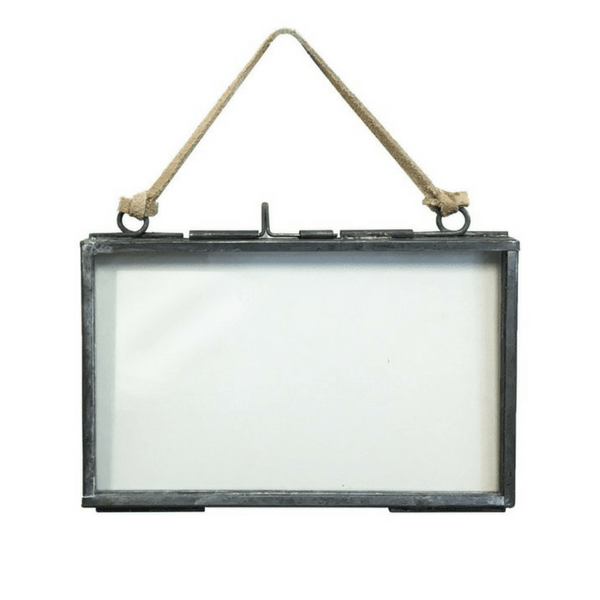 Glass Zinc Frame - Sugarboo and Co