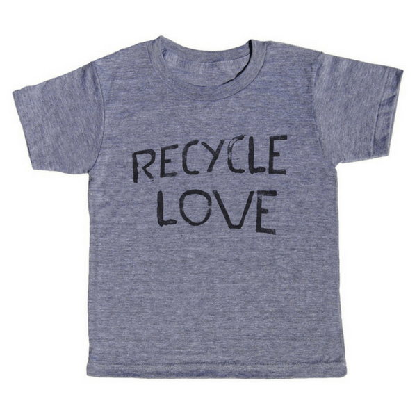 Recycle Love T-Shirt - Sugarboo and Co