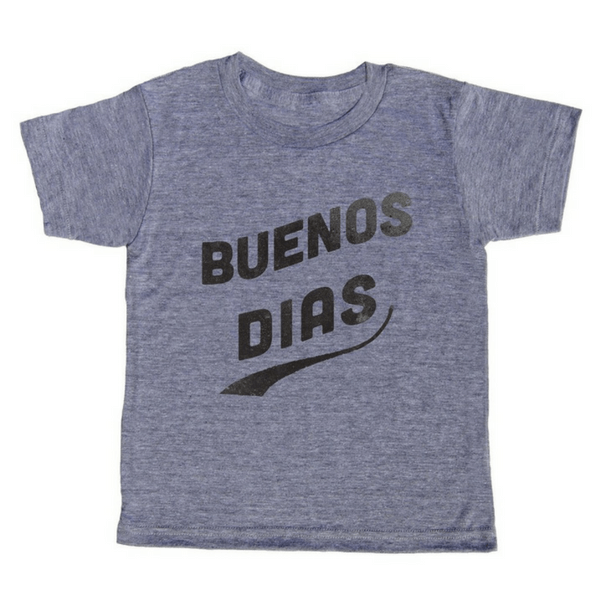 Buenos Dias T-Shirt - Sugarboo and Co