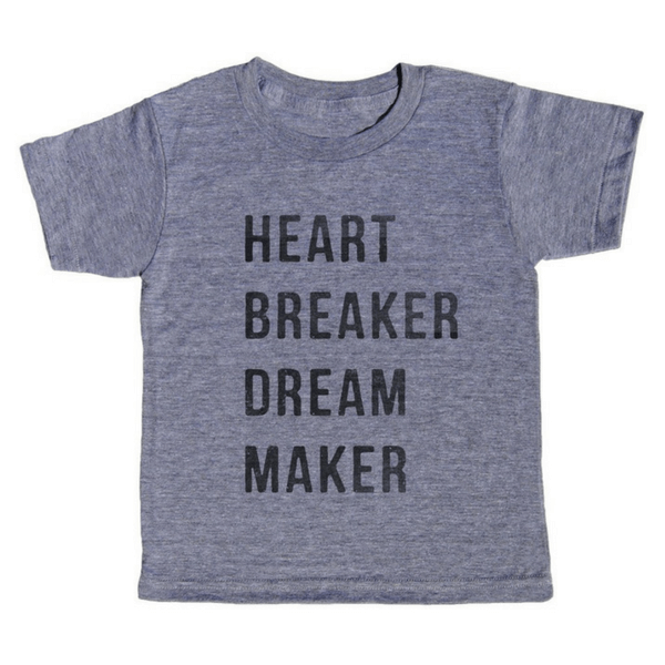 Heart Breaker Dream Maker T-Shirt - Sugarboo and Co