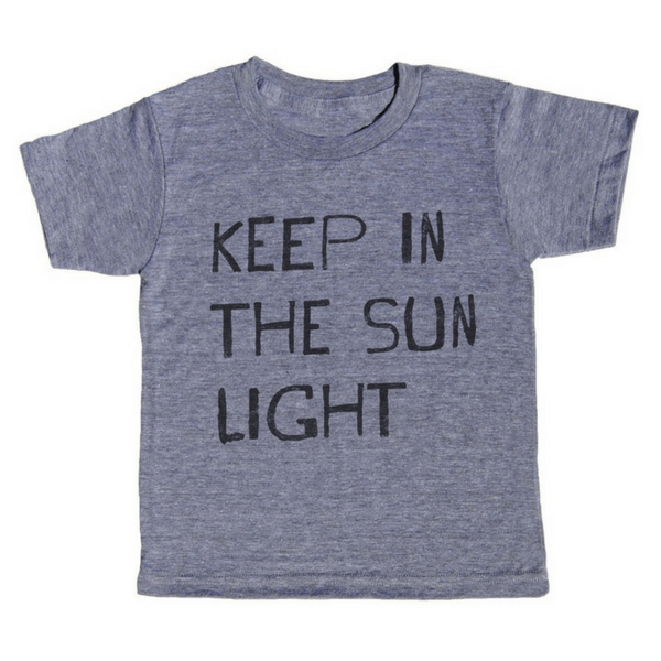 Keep in the Sunlight T-Shirt - Sugarboo and Co